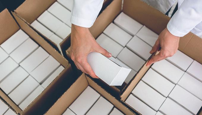 Druckleistungen Logistik